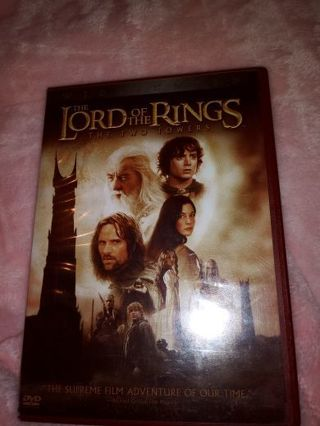 The Lord of the Ring Dvd set