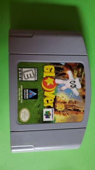 """""""RARE"""" Nintendo 64 Game """"Glover"""""""