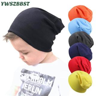 New Baby Street Dance Hip Hop Hat Spring Autumn Baby Hat Scarf for Boys Girls Knitted Cap Winter W