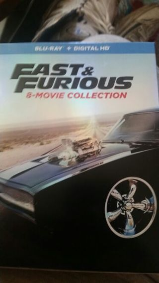Fast five extended verson digital copy hd