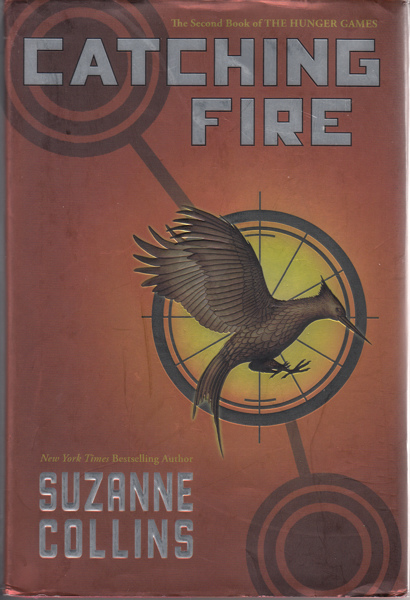 hunger games 2 catching fire book report Sequel just as gripping -- and brutal -- as the first read common sense media's catching fire: the hunger games, book 2 review, age rating, and parents guide.