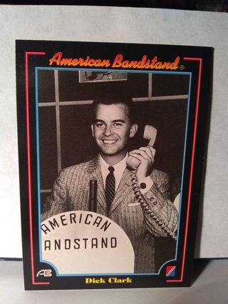 American Bandstand Trading Card Dick Clark