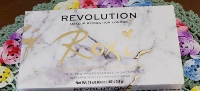 Revolution Roxi Roxxsauras Ride or Die Palette + More
