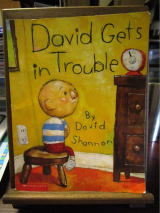 David Gets In Trouble - by David Shannon