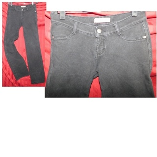 A-X Concepts STRETCHY Jeans/Pants SOFT Flattering Black, Size 5 **Gonna Look Good** Jeggings
