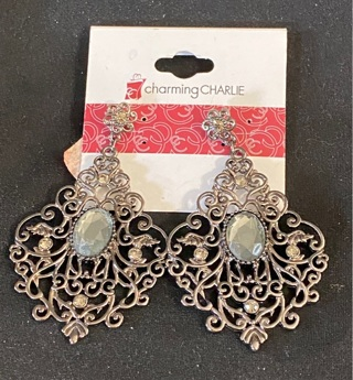 Charming Charlie Chandler Earrings