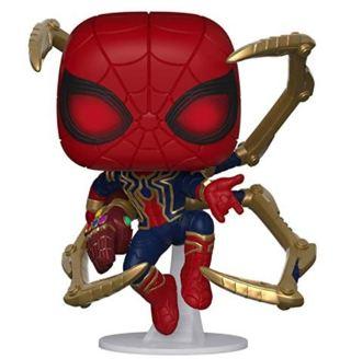 Funko Pop! Marvel: Avengers Endgame - Iron Spider with Nano Gauntlet,