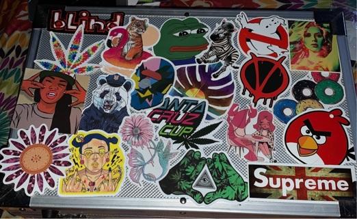 #10 21 Stickers lot |~please read description~|