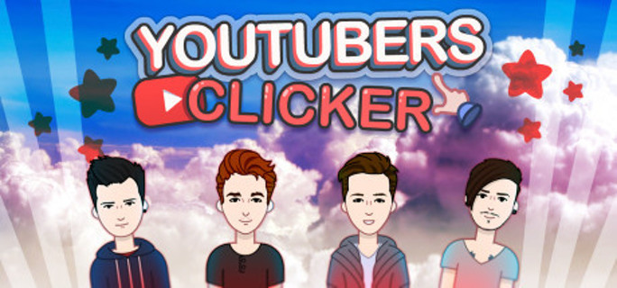Youtubers Clicker - Steam Key