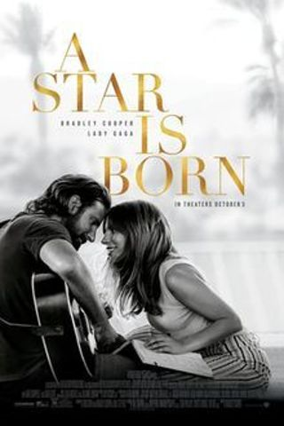 A Star Is Born (from 4k bluray) UV Movies Anywhere digital VERIFIED Code