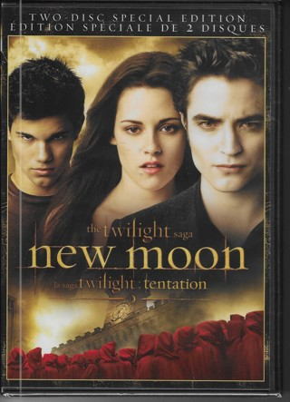 Brand New Never Been Opened 2disc Special Edition The Twilight Saga New Moon DVD