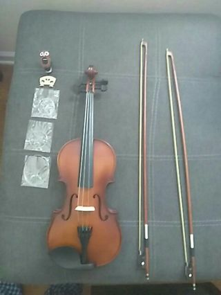 VIOLIN WITH EXTRAS!