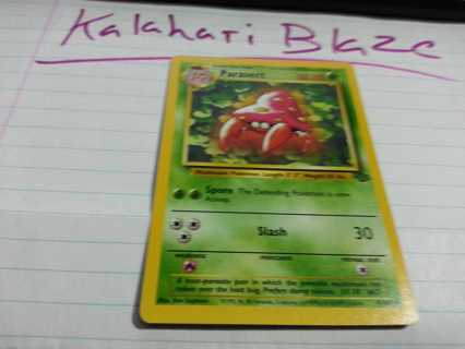 Pokemon Card Jungle Parasect