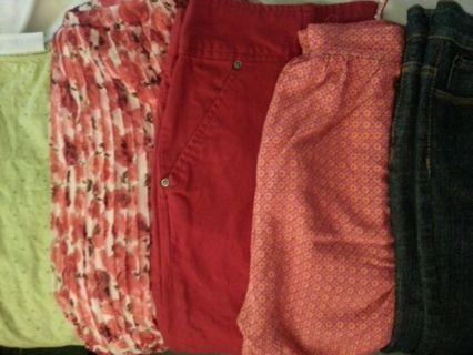 Plus Size Skirt Lot 16/18