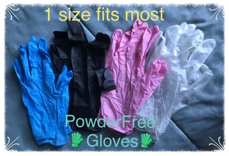 ♥« PowderFree ♥ Vinyl Gloves »♥