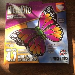 NIP Butterfly Microkite