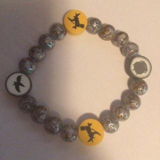 BN Hand made Halloween Bracelet #2