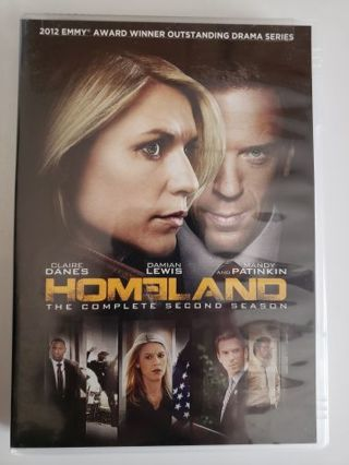 Homeland. The full 2nd season