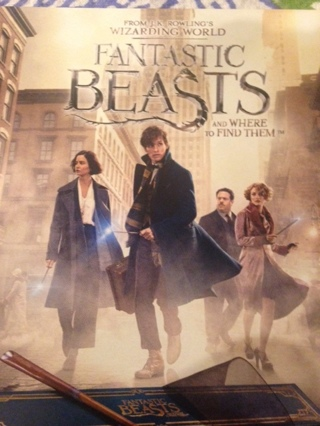 Digital HD code for Fantastic Beasts - VUDU