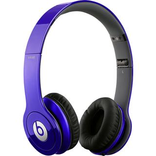 Beats By Dr. Dre - Beats Solo High-Definition On-Ear Headphones - Grape