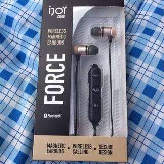 IJoy Core Wireless Magnetic  Earbuds