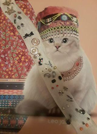 20 pair lot of post pierced earrings cat bird crystal etc.