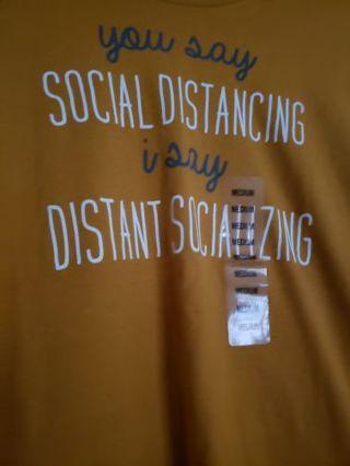 Brand new tee shirt