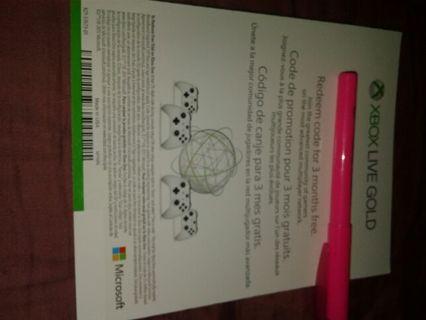 Codes xbox gratis live Free Xbox