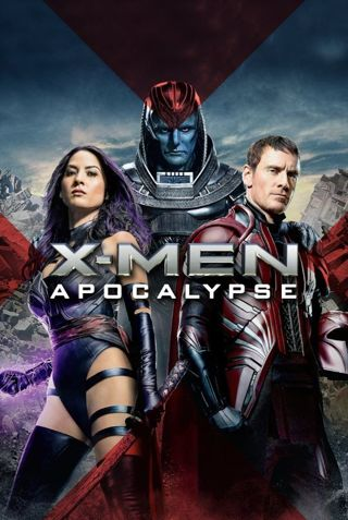 Xmen Apocalypse 4K iTunes Digital Code