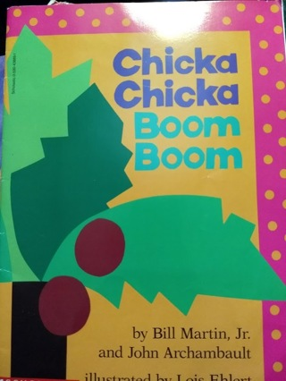 2 Chicka Chicka books with CD's
