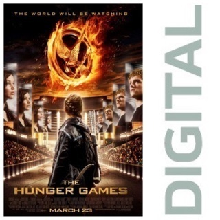 ✯The Hunger Games (2012) Digital Copy/Code✯