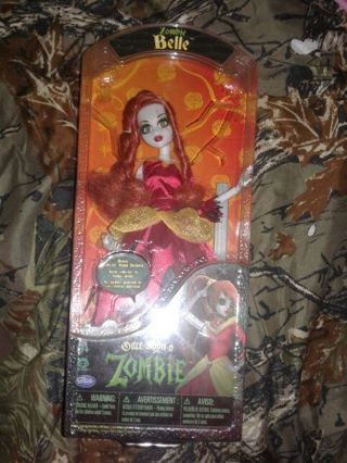 ONCE UPON A ZOMBIE....DOLL