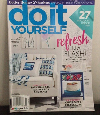 Do it yourself magazine Jan. 2018 issue