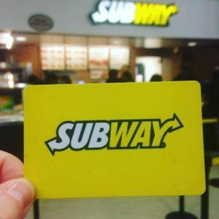 Subway $40.00