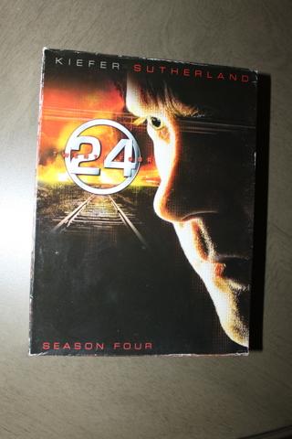 24 TWENTY FOUR,(SEASON FOUR)