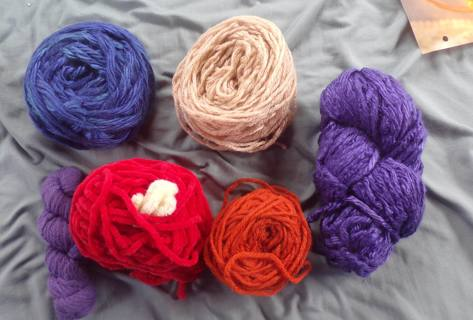 Yarn assortment