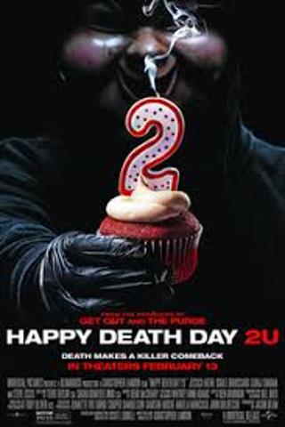 Happy Death Day 2U HD Digital Movie Code USA
