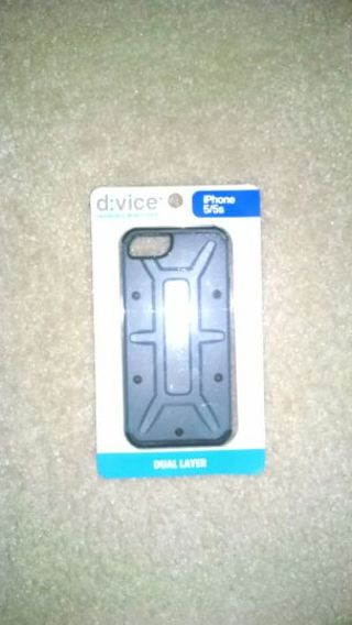 Brand new iPhone 5/5s/5c hard case with low GIN and bonus!!!