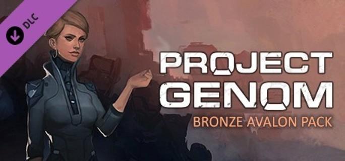 Project Genom Bronze Avalon Pack (steam key dlc , not full game)