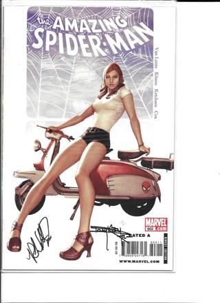 The Amazing Spider-Man #602