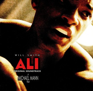 Soundtrack CD from Ali starring Will Smith