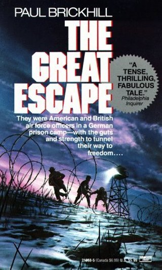 the great escape book report The great escape is an insider's account by australian writer paul brickhill of the 1944 mass escape from the german prisoner of war camp stalag luft iii for british and commonwealth airmen.