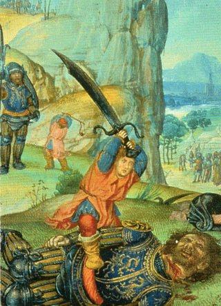 1997 Art Treasures of the Vatican Library Trade Card: Samuel