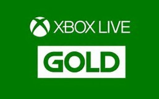 one month xbox live gold