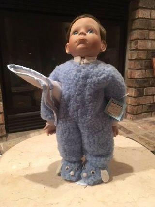 New Ashton Drake I Want My Mommy Doll