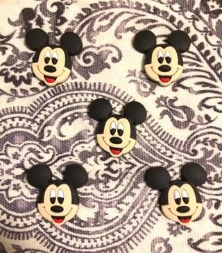 Kawaii Mickey Mouse soft cabs