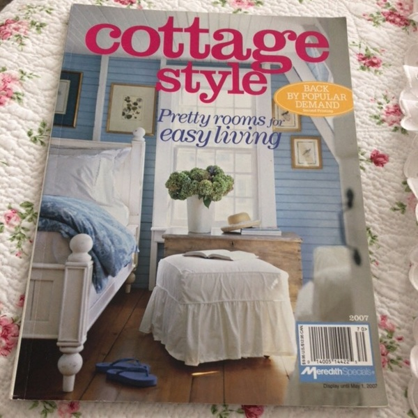 Pleasant Free Cottage Style Magazine 2007 Other Books Listia Com Download Free Architecture Designs Xaembritishbridgeorg