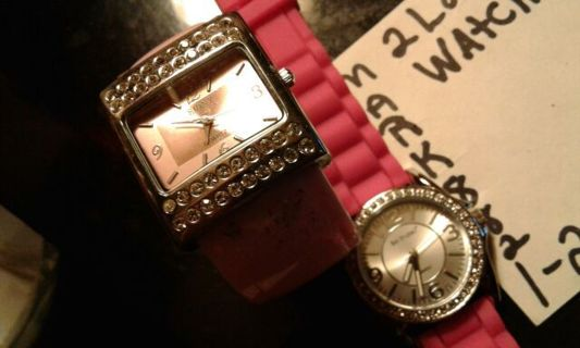 2Lady's watches used