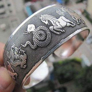 Tibet Chinese Zodiac Bracelet