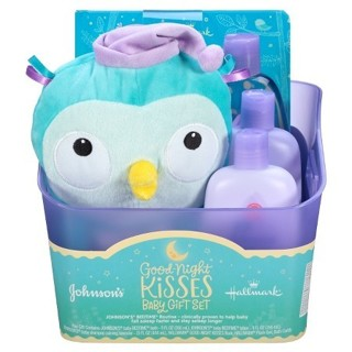 Johnson's® Good Night Kisses Baby Gift Set